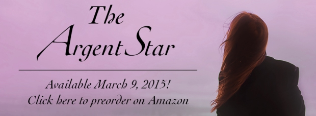 Two more weeks until The Argent Star is available!